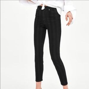 Zara super skinny ankle jeans